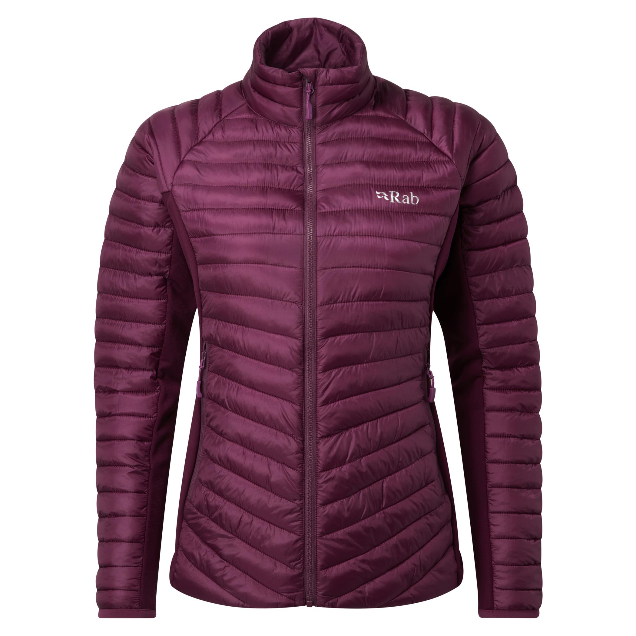 Rab Cirrus Flex Womens Jacket Berry